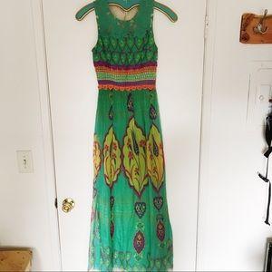 hemant and nandita Maxi Anthropologie Dress